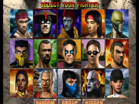 Mortal Kombat 4 Download Game