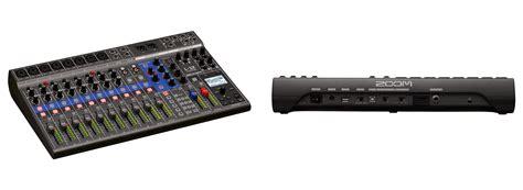 ipad mixing desk app zoom livetrak l 12 mixing desk turns your ipad into a