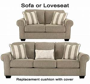 ashleyr baveria replacement cushion cover 4760038 sofa or With ashley furniture replacement seat covers