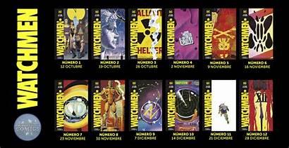 Watchmen Unlimited Comics Grapa Formato 1986 Nuevo