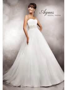 tulle skirt wedding dress agnes 10750 wedding dress soft tulle skirt ivory