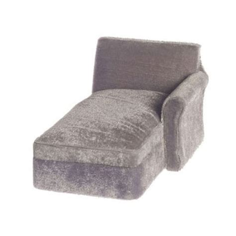 sectional sofa left arm chaise dollhouse sectional sofa left arm chaise miniature