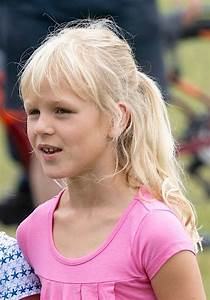 Mia, Tindall, And, Isla, Phillips, During, The, 2019, Festival, Of, British, En, 2020