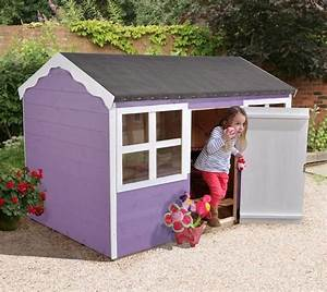 Maison Jardin Pour Enfant : maisonnette en bois enfant 60 jolies demeures pour les ~ Premium-room.com Idées de Décoration