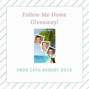 Follow Me Home : book review giveaway follow me home by jen benjamin pondering parenthood ~ Medecine-chirurgie-esthetiques.com Avis de Voitures