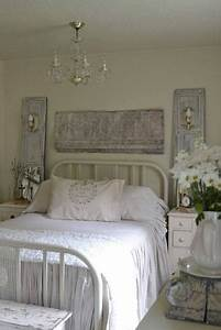 Schlafzimmer Shabby Chic : white shabby bedroom beautiful bedrooms pinterest ~ Sanjose-hotels-ca.com Haus und Dekorationen
