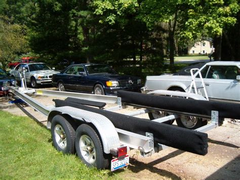Boat Trailer Bunks by Trailer Bunk Position Page 1 Iboats Boating Forums 211630