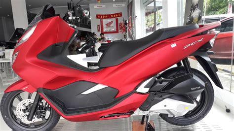 Honda Pcx 150 Warna Merah 2018