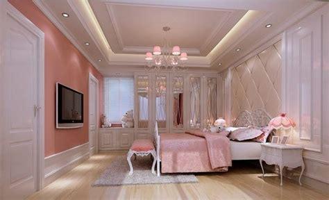 Luxury Pink Bedroom