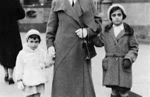 Anne Frank and Her Family