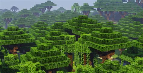 Tropical Rainforest  Biomes O' Plenty Wiki Fandom