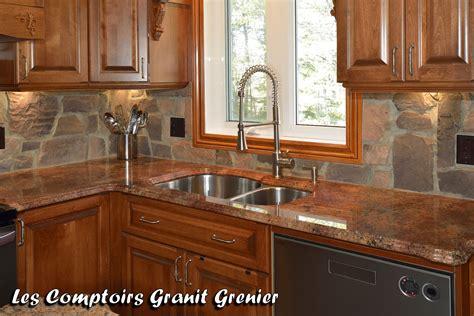 granite cuisine comptoir de granit et quartz comptoirs de cuisine en granit
