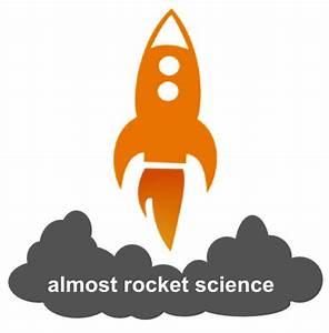Almost Rocket Science Logo | Rocket Science | Flickr