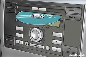 How To Remove A Cd Jammed In A Car Player