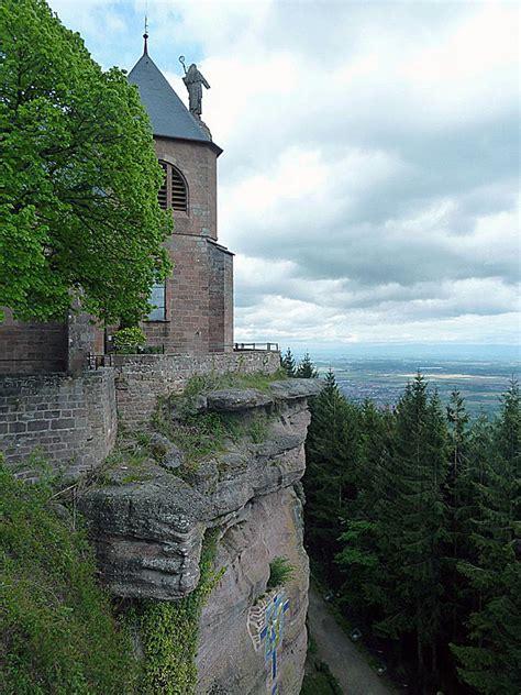 meteo mont odile photo 224 ottrott 67530 l abbaye du mont sainte odile ottrott 324072 communes