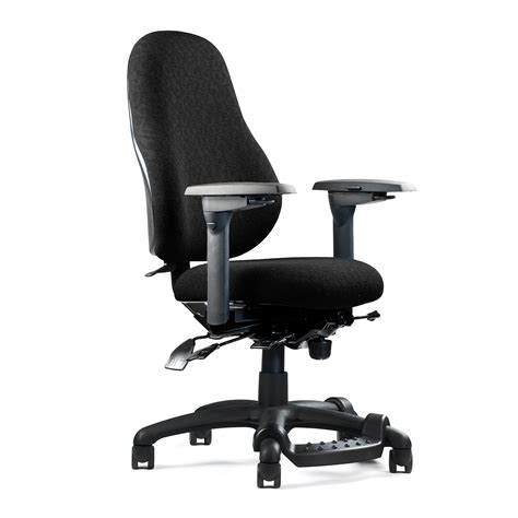 chair with footrest comfortable black ergonomic office chairs with footrest 4353