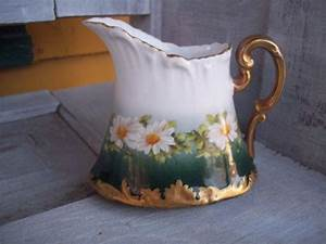 T Limoges France Creamer By Aprairiepeddler On Etsy   27 00