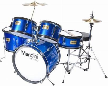 Drum Mendini Junior Piece Kit Electronic Cecilio