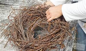 Kränze Binden Aus ästen : ein nest aus birkenreisig living green ~ Lizthompson.info Haus und Dekorationen