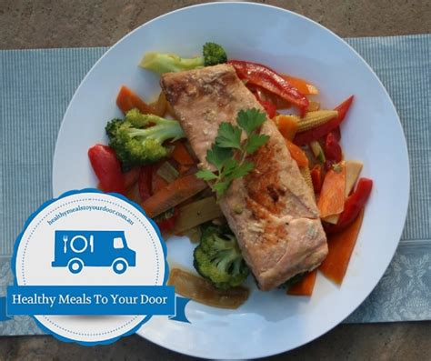 healthy meals delivered to your door gallery