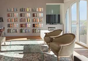 étagère Murale Bibliothèque : tag re murale design u etagere 60 cm teebooks ~ Teatrodelosmanantiales.com Idées de Décoration