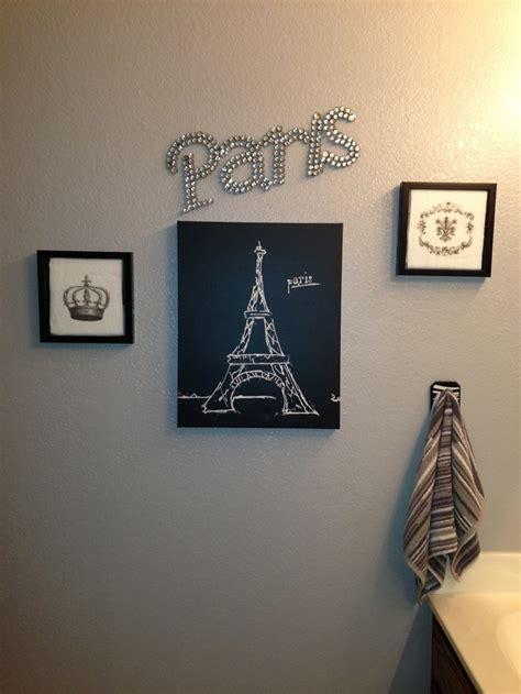 ideas  paris theme bathroom  pinterest