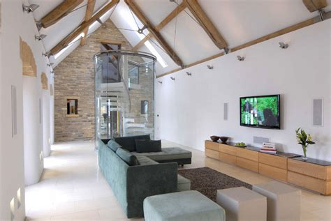 converted barn   cotswolds