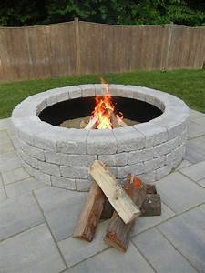 How, To, Lay, Fire, Pit, Stone