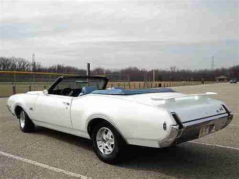 find used oldsmobile cutlass 442 covertible tribute gm 1969 67 68 69 70 71 72 in milford ohio