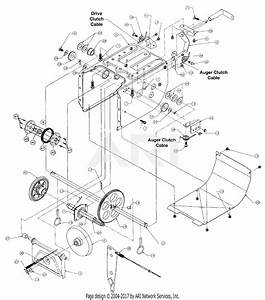 Mtd 31ae643f515  1998  Parts Diagram For Drive