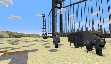 Flan's Mod + All Content Packs For Minecraft 1.13, 1.12.2