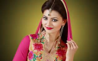 bridal designer urvashi rautela bridal designer dress beautiful hd wallpaper