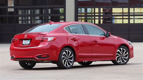 review 2017 acura ilx