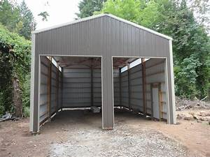 Ideas 30x40 garage plans cheap pole barn kits 84 for Carter lumber pole barn kits