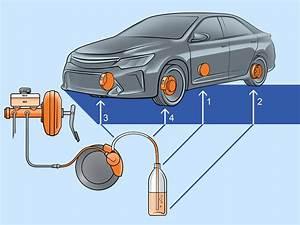 Liquide De Frein Voiture : comment purger les freins d une voiture 18 tapes ~ Medecine-chirurgie-esthetiques.com Avis de Voitures