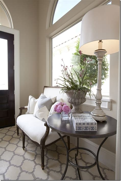 Entryway Settee by Fabulous Foyers And Entrance Ways The Cottage Market
