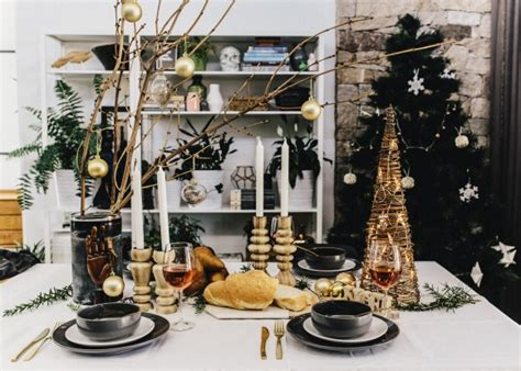 christmas styling styling your christmas table styling you