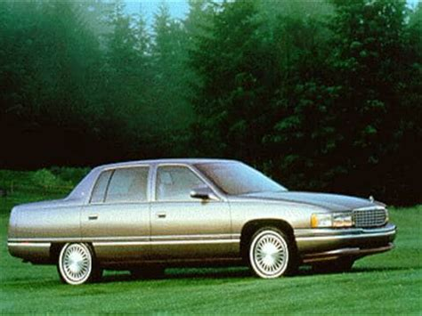 blue book value for used cars 2006 cadillac escalade engine control 1994 cadillac deville pricing ratings reviews kelley blue book