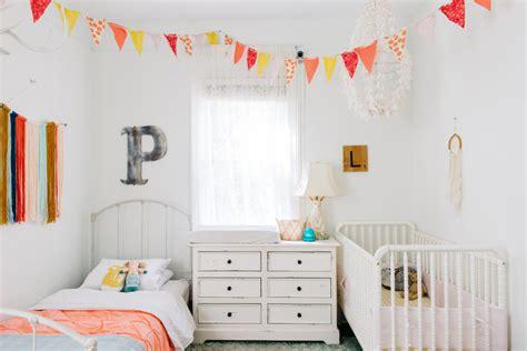 Shared Kids Room Design Inspiration-project Nursery