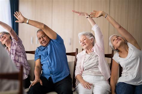 Armchair Exercises For The Elderly