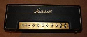 Marshall Jtm 45 1965 Black Amp For Sale Jimi U0026 39 S Music Store