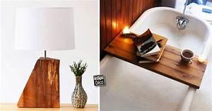 Deco En Bois Flotté A Faire Soi Meme : des objets en bois faire soi m me pour sa d co voici 15 ~ Preciouscoupons.com Idées de Décoration