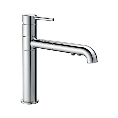 app to design kitchen 4159 dst trinsic 174 single handle pull out kitchen faucet 4159