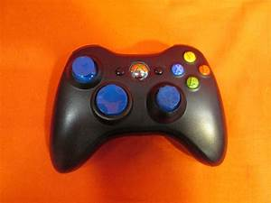 Wireless Modded Controller With Rapid Fire For Xbox 360