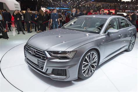 2018 Audi A6 At 2018 Geneva Motor Show Featured Image