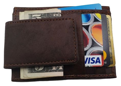 We did not find results for: Mens Leather Money Clip Slim Front Pocket Magnetic ID Credit Card Wallet Brown 769923931791   eBay