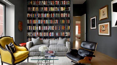 Bookshelves As Room Focus by 22 Interesting Ways To Add Bookshelves In The Living Room
