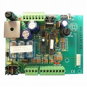 Carte Electronique Portail : accessoire adyx carte de gestion ja481 ~ Melissatoandfro.com Idées de Décoration