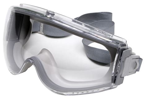 Uvex Stealth Goggle with Clear Anti Fog Lens
