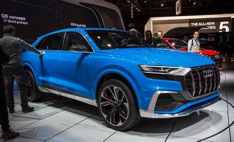 2019 Audi Q8  Audi Suv Has Arrived